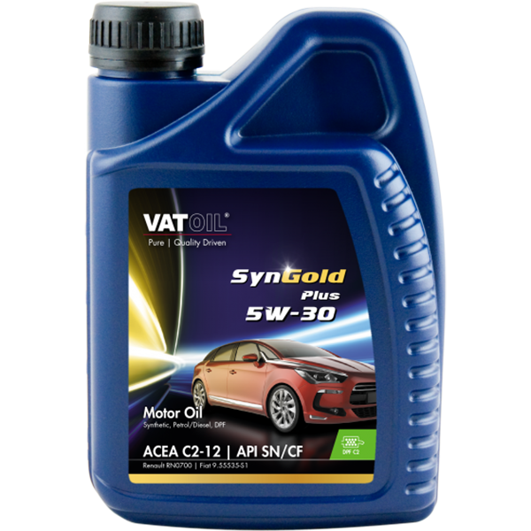 VatOil SynGold Plus 5W-30