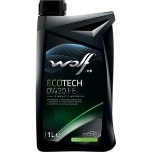 Моторное масло Wolf Ecotech 0W-20 FE