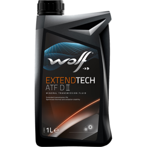 Моторное масло Wolf Extendtech ATF DII