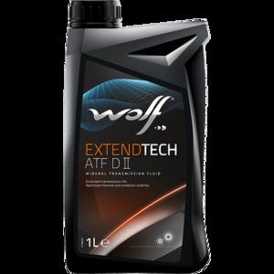 Моторное масло Wolf Extendtech ATF DII